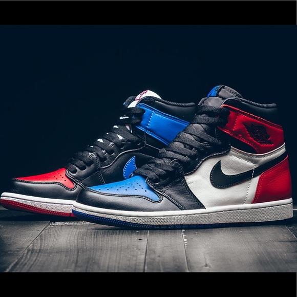 b79c6f0eea245c Jordan Other - Nike Air Jordan 1 Retro High OG Top 3